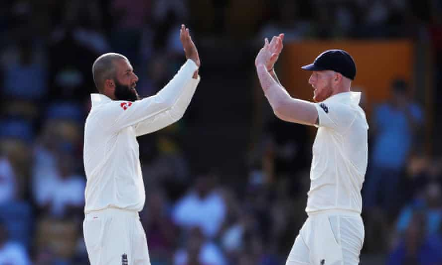 Moeen Ali and Stokes are close friends