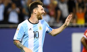 Copa América winners and losers so far: from magical Messi