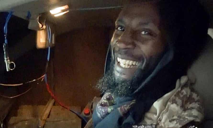 Abu-Zakariya al-Britani – birth name Ronald Fiddler