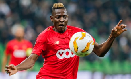 Southampton secure signing of winger Moussa Djenepo for £14m
