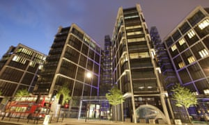 The development at One Hyde Park in Knightsbridge, London
