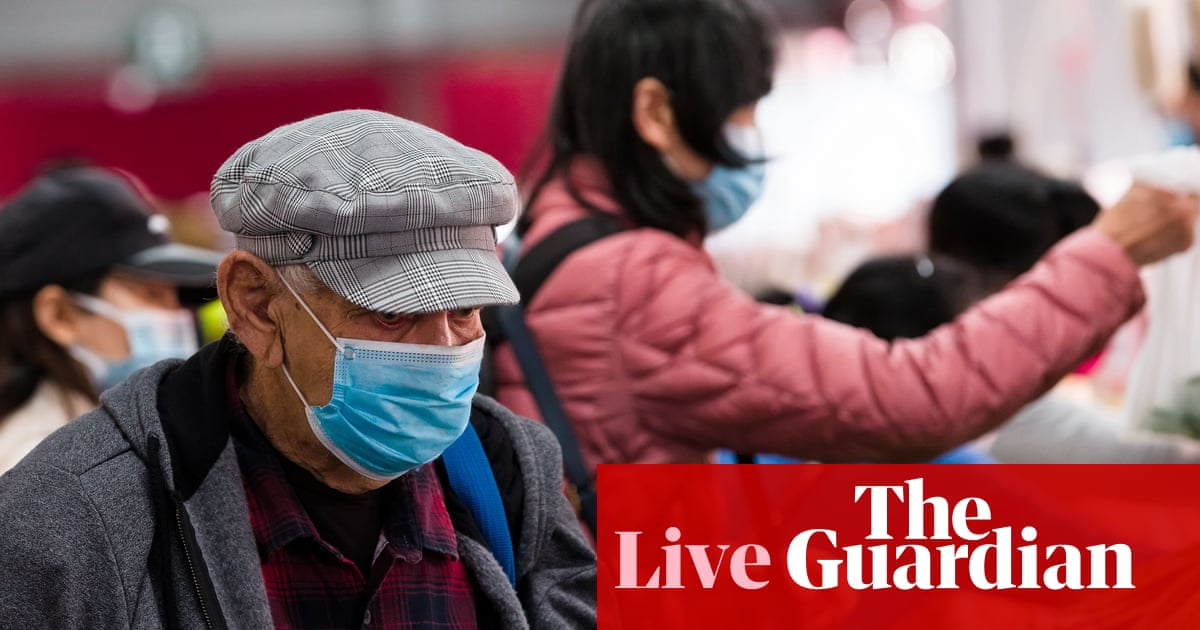 Coronavirus live news: curfew starts for millions in France; restrictions eased in Melbourne – The Guardian