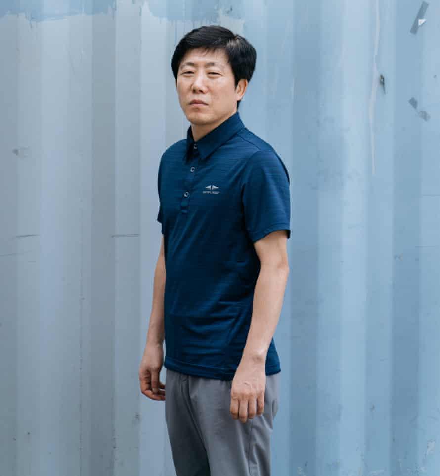 Park Sang-hak portrait