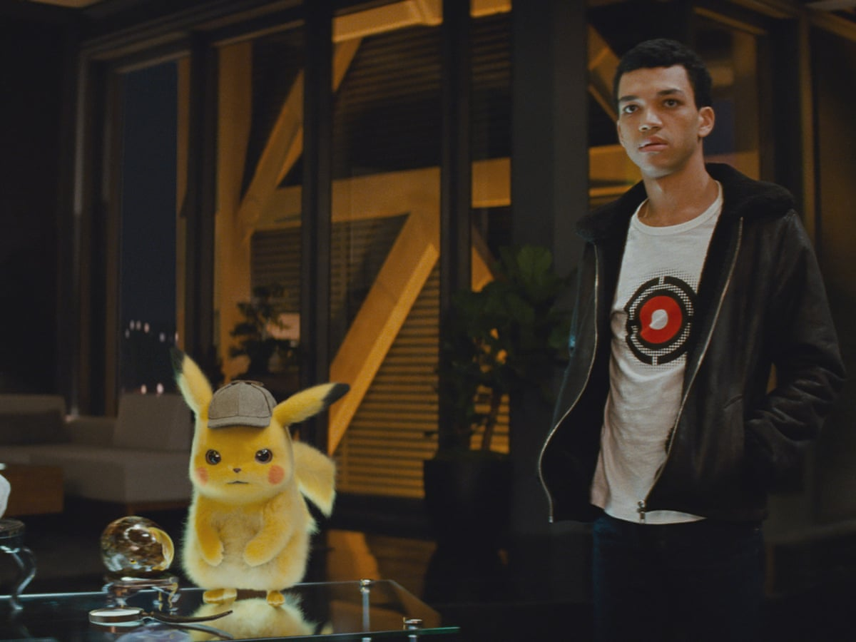 Pokemon Detective Pikachu Review Ryan Reynolds Grabs Film By Scruff Of The Neck Film The Guardian