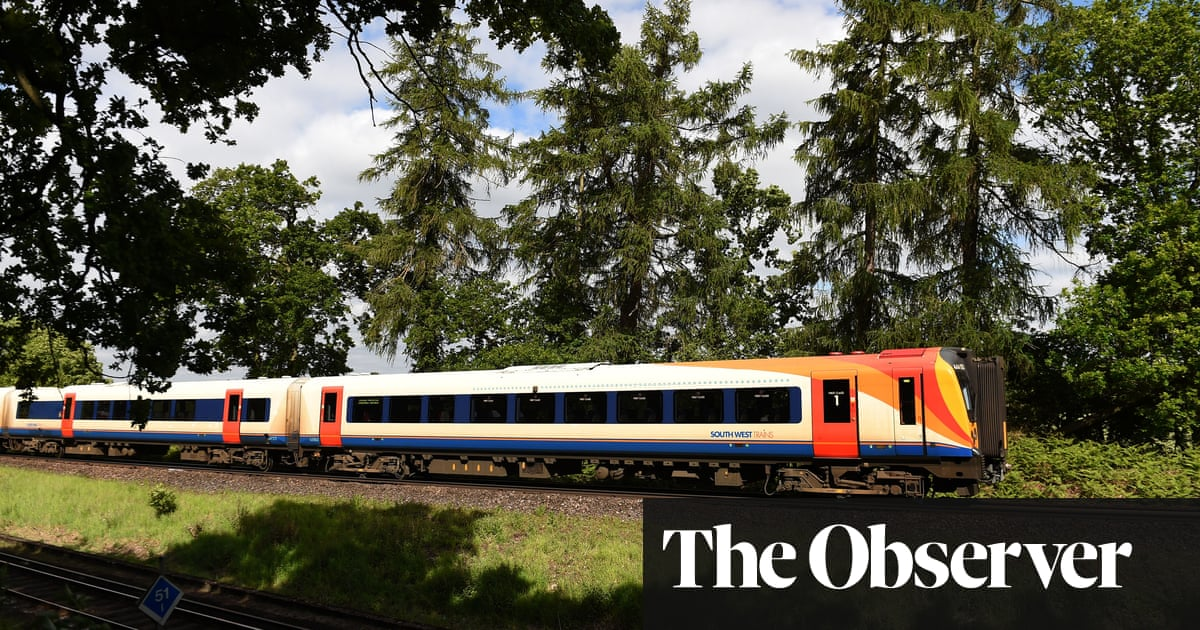British rail is nationalised all over again – by foreign