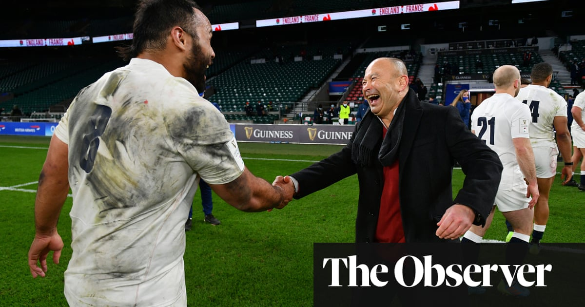 Eddie Jones says England 'still nowhere near our best' after victory over France