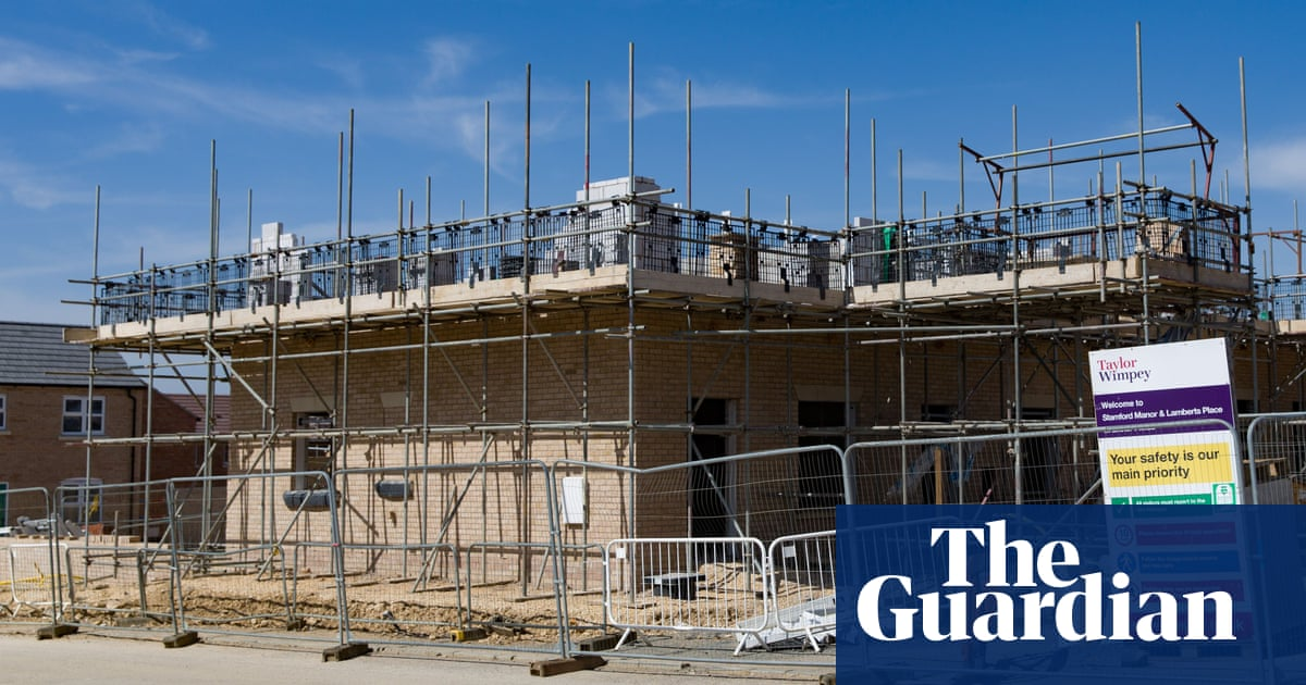 Taylor Wimpey lifts profit target after building record number of homes