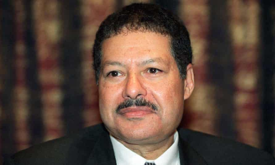 Ahmed Zewail in 1999. He was passionately concerned for the have-nots, especially the millions of children in various parts of the world who receive no education.