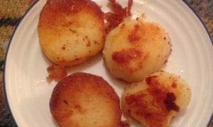 Edward Schneider fondant potatoes