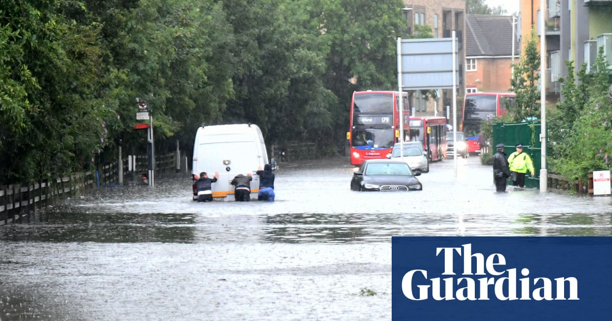 Flash floods will be more common as climate crisis worsens, say scientists