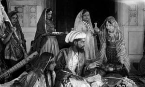 Startlingly ambitious … Shiraz: A Romance of India.