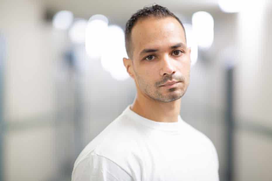 Portrait of C Fausto Cabrera