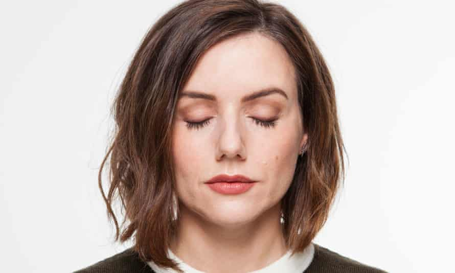 Head shot of beauty writer Sali Hughes