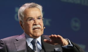 Ali Al-Naimi, Saudi Arabia's Minister of Petroleum & Mineral Resources