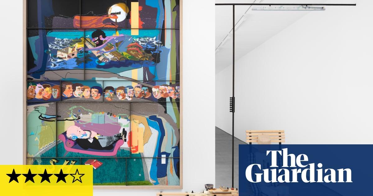 Helen Marten review – Turner winner's new show leaves you gasping