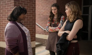 Octavia Spencer, Diana Silvers and McKaley Miller in Ma.