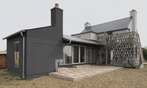 Ronina, Shingle Street, designed by Casswell Bank.