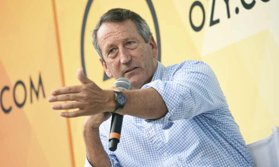 Mark Sanford was the subject of a 2018 attack by Donald Trump in which he backed a primary challenger against the then Republican congressman.
