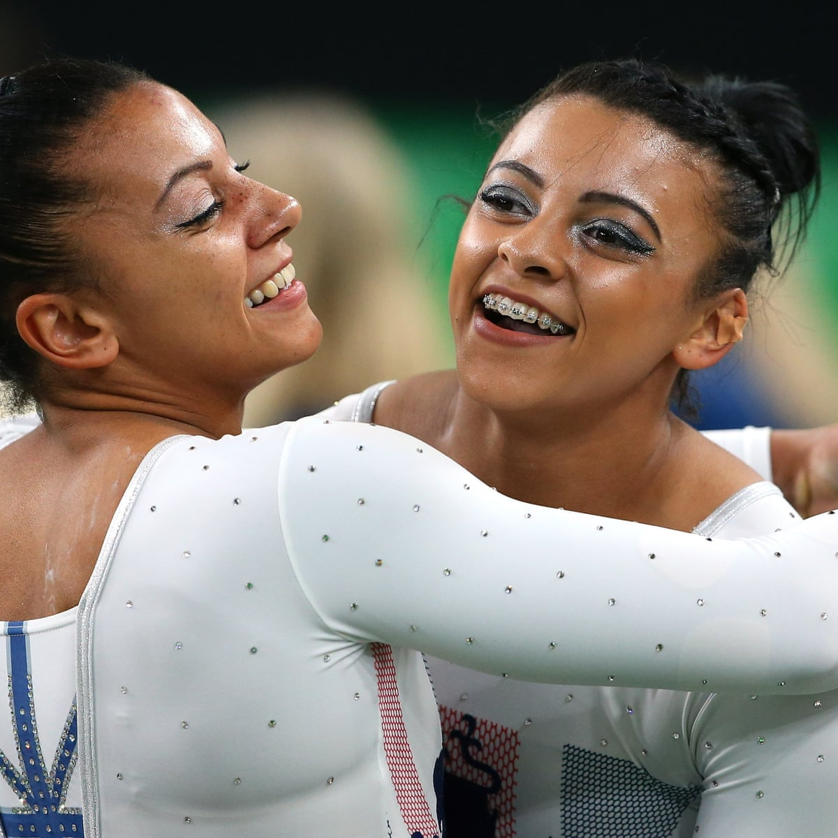 Becky and Ellie Downie say abuse in GB gymnastics 'completely normalised' |  Gymnastics | The Guardian