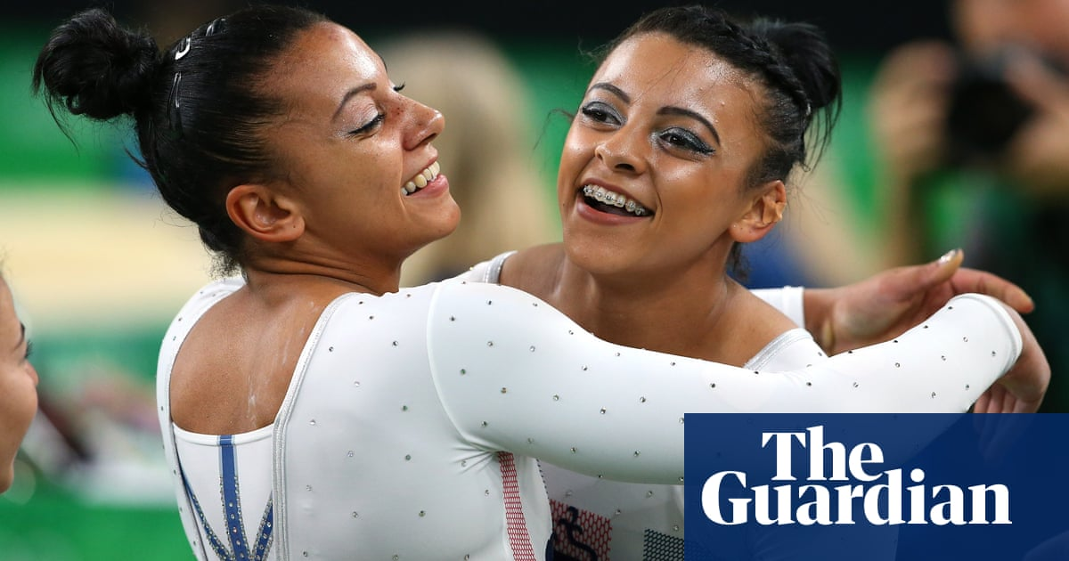 Becky and Ellie Downie say abuse in GB gymnastics completely normalised