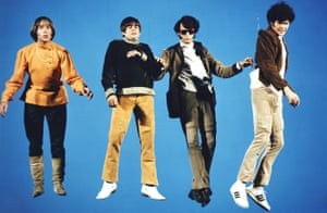 TV boyband the Monkees.