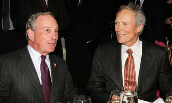 Clint Eastwood: electing Bloomberg would make my day