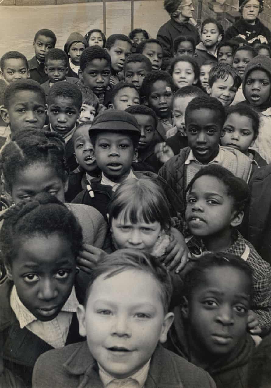 Juniors at Grove School, Handsworth 1967