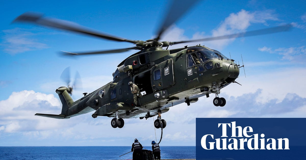Royal Navy photographic competition winners – in pictures | Art and design | The Guardian