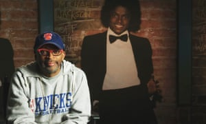 Spike Lee's Michael Jackson's Journey from Motown to Off the Wall premiered at Sundance