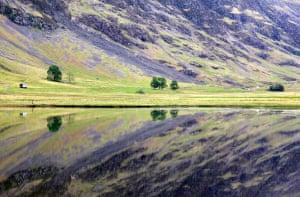 Reflections at Glencoe