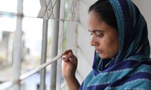 Hamida Begum has been a domestic worker since she was seven years old.