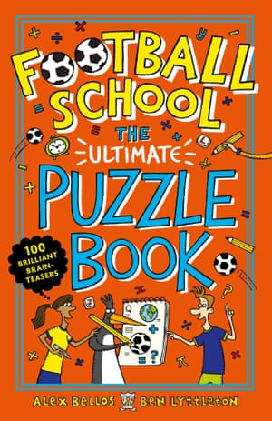 Football School: the Ultimate Puzzle Book