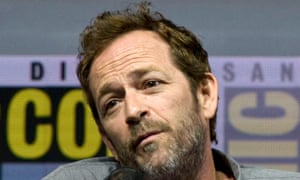 Luke Perry's daughter, Sophie, suffered online judgment after his death.