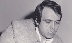 Alan Fountain in 1978. He played a key role in the growth of film, media and cultural studies