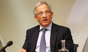 Deputy Governor of the Bank of England Jon Cunliffe.