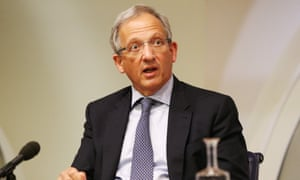 Deputy Governor of the Bank of England Jon Cunliffe