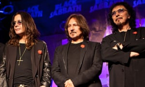Ozzy Osbourne, Geezer Butler and Tony Iommi tore through classics and new material with a minimalist aesthetic.