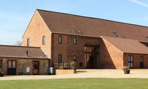 The Drier barn, Norfolk
