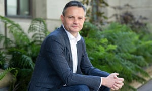 James Shaw, the man behind New Zealand's zero carbon bill