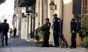 Charleston church shooting trial