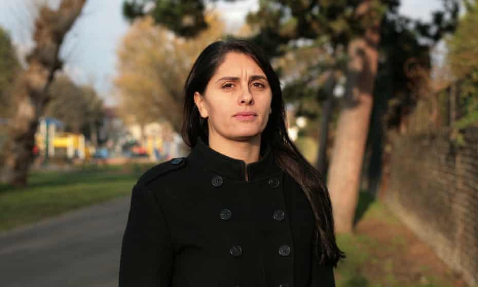Nicol's sister, Donna Mooney