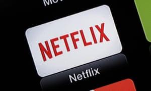 Netflix Apple TV app logo