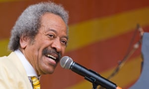 Allen Toussaint … The man who could do anything.