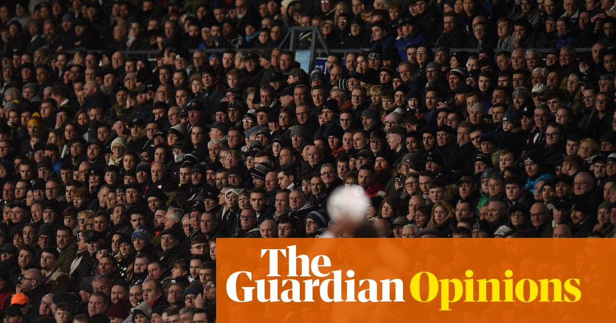 Football supporters must stay angry to get the game back on track