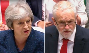 Theresa May and Jeremy Corbyn, perennially perched on the fence, will be honour-bound to explain themselves.