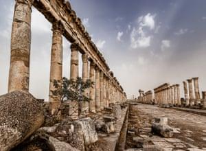 Winner - Where History Happened - Martin Chamberlain - Palmyra, Syria