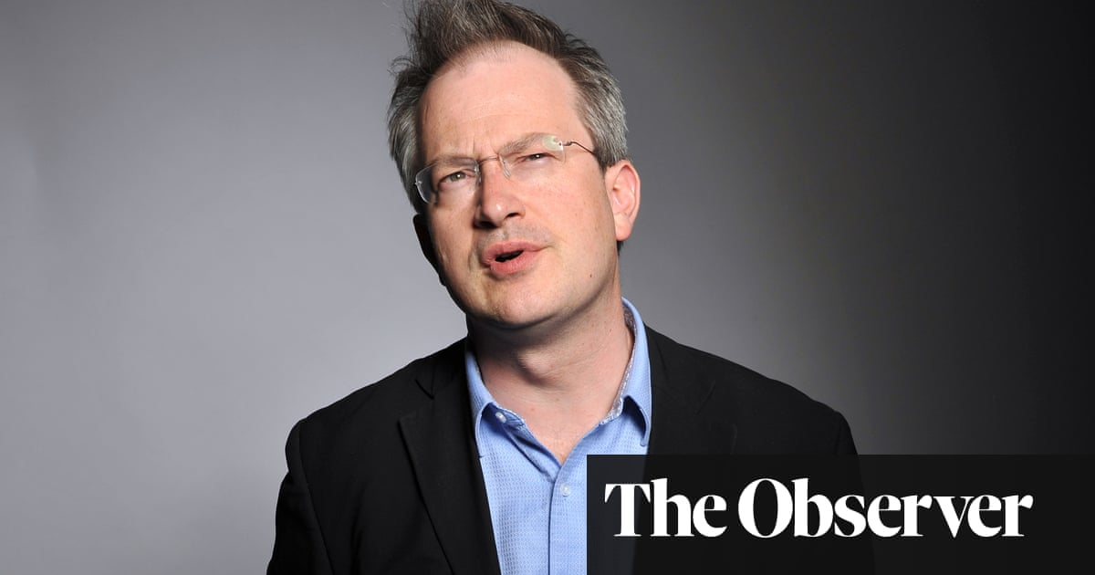 I'm a Joke and So Are You by Robin Ince review – beyond a joke and into our ...