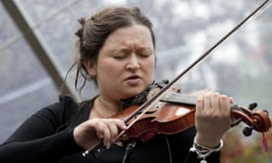Eliza Carthy … 'Most of us don't want to be stuck in boxes.'