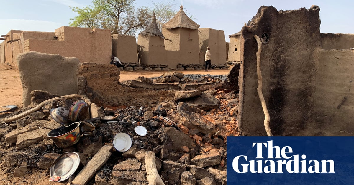 Sharp rise in number of children killed in Mali's deadly attacks