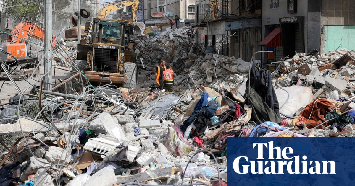 Human waste spills on to Gaza's blacked-out streets as crisis looms
